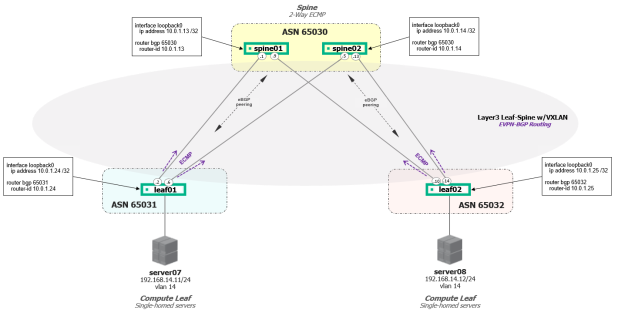 BGP ASN Scheme